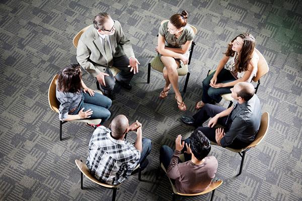 Коррекция страха одиночества в группе