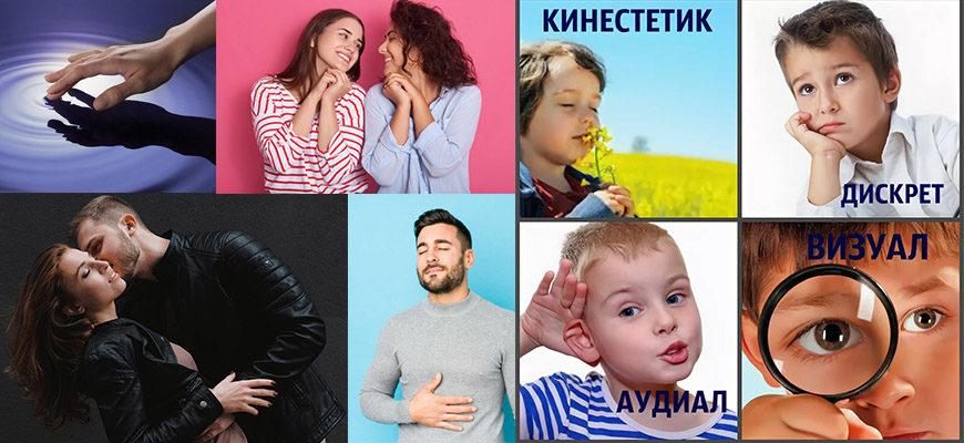 кинестетика