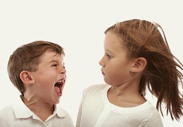 Люди по-разному выражают свои чувства