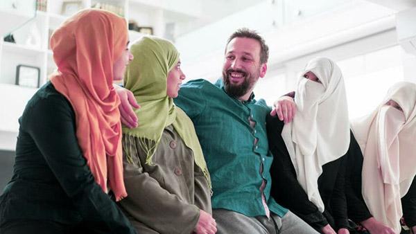 Полигамия в исламе