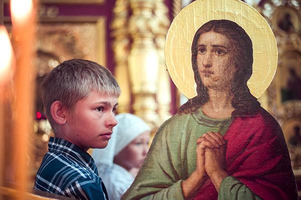 Церковное воспитание